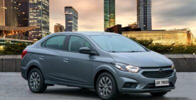 Chevrolet Joy en cuotas