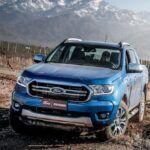 Ford Nueva Ranger en cuotas