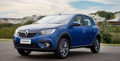 Renault Sandero en cuotas