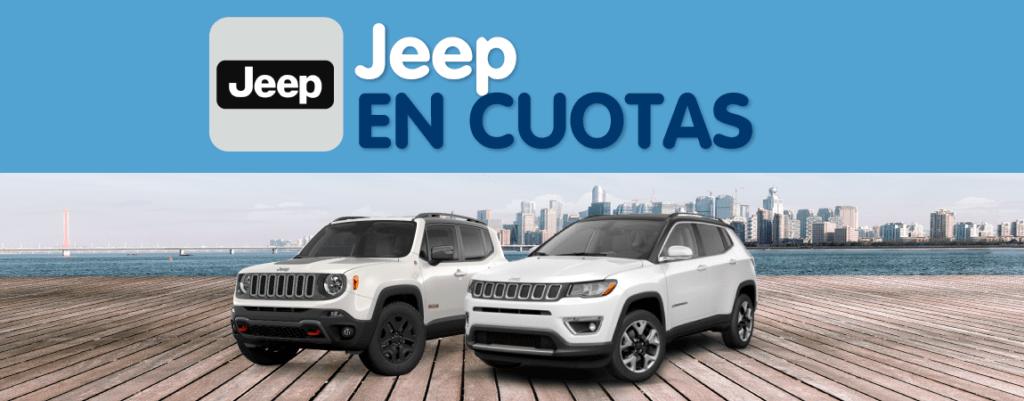Jeep en Cuotas 2020