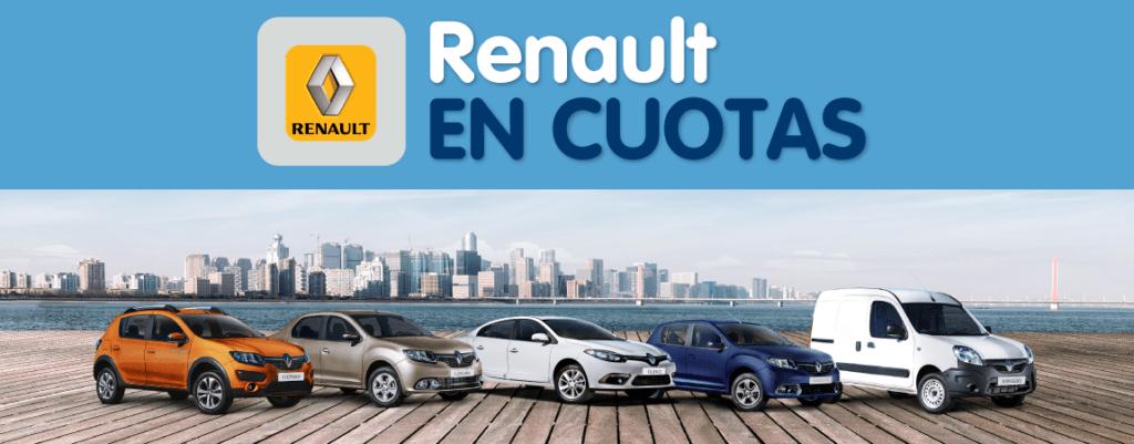 Renault en Cuotas 2020