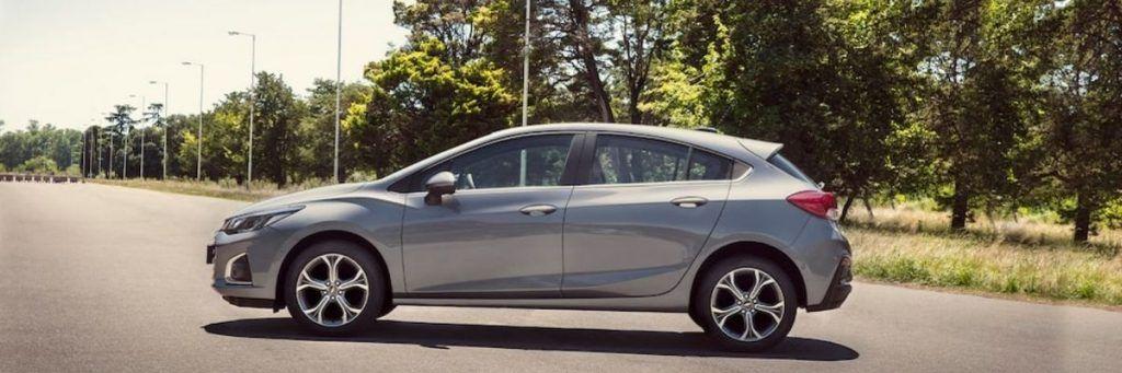 Fotos de Chevrolet Cruze 5
