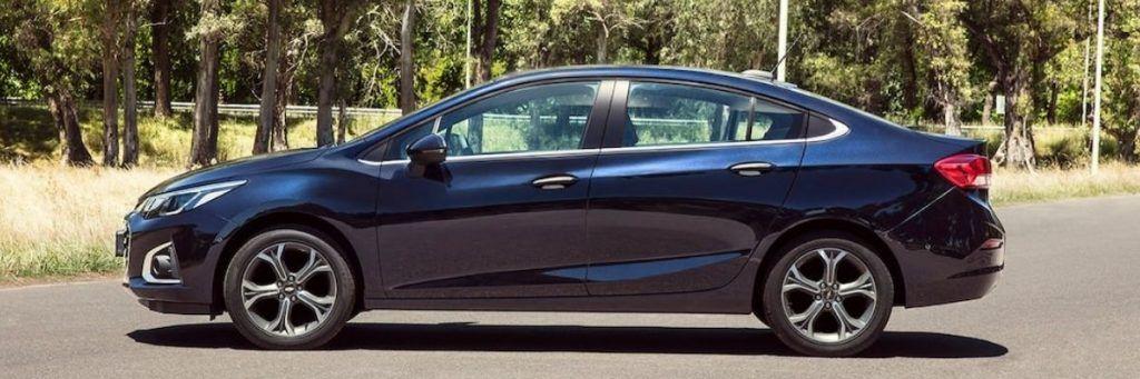 Autos Chevrolet Cruze en cuotas