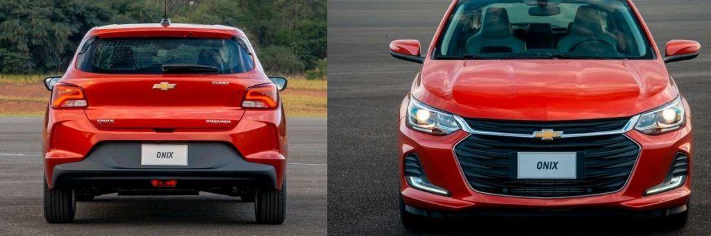 Autos Chevrolet Nuevo Onix Plus en cuotas
