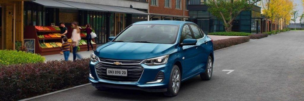 Autos Chevrolet Nuevo Onix en cuotas