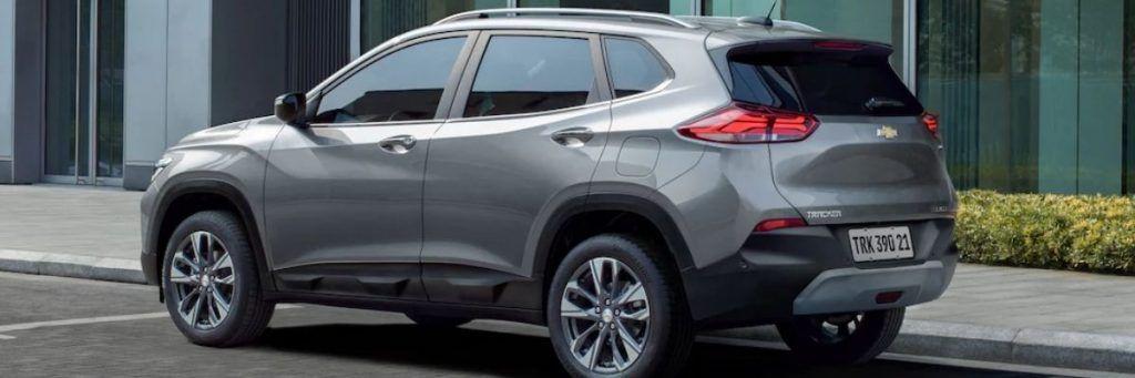 Autos Chevrolet Tracker FWD Premier MT en cuotas