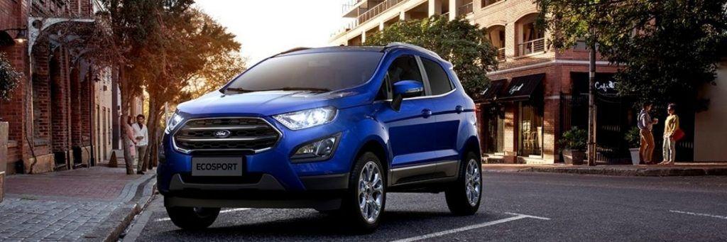 Autos Ford Nueva Ecosport en cuotas