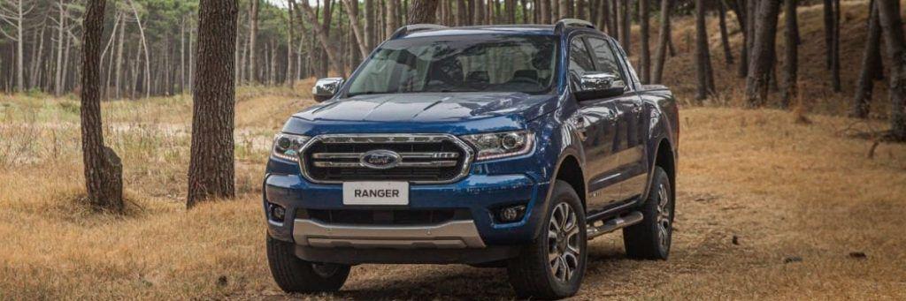 Autos Ford Nueva Ranger en cuotas