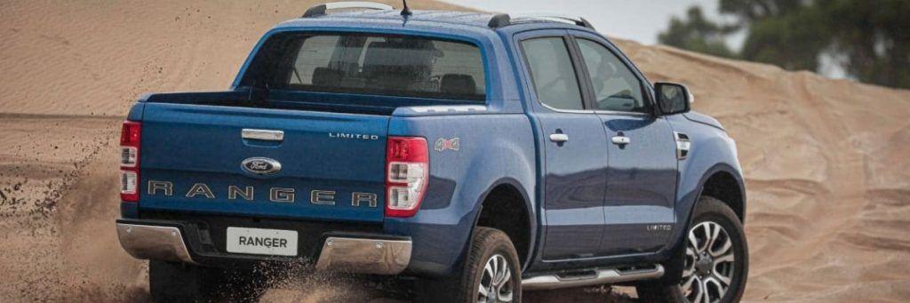 Fotos de Ford Nueva Ranger