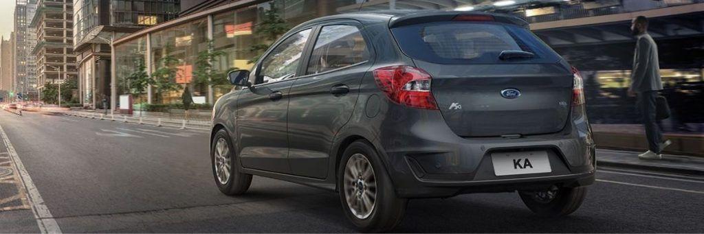 Fotos de Ford Nuevo Ka