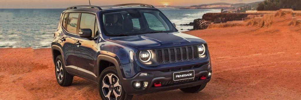 Autos Jeep Renegade en cuotas