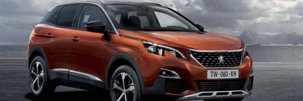 Autos Peugeot 3008 en cuotas