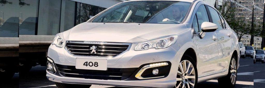 Autos Peugeot 408 en cuotas
