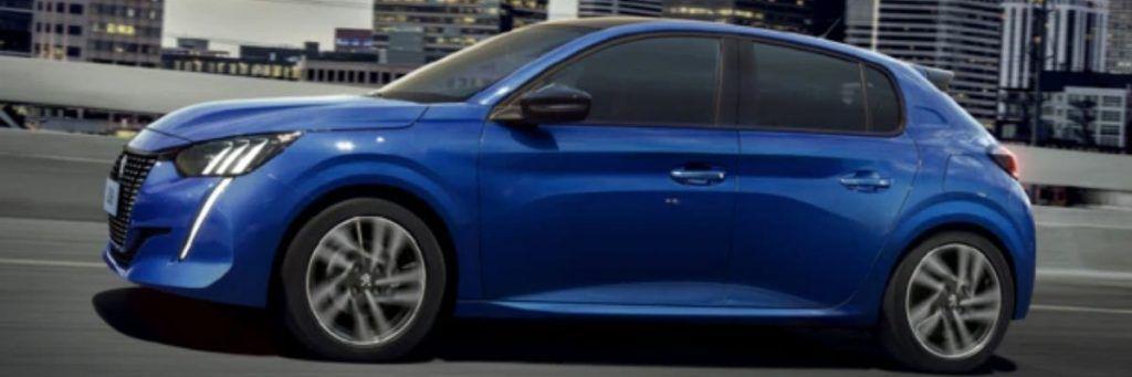 Autos Peugeot Nuevo 208 en cuotas