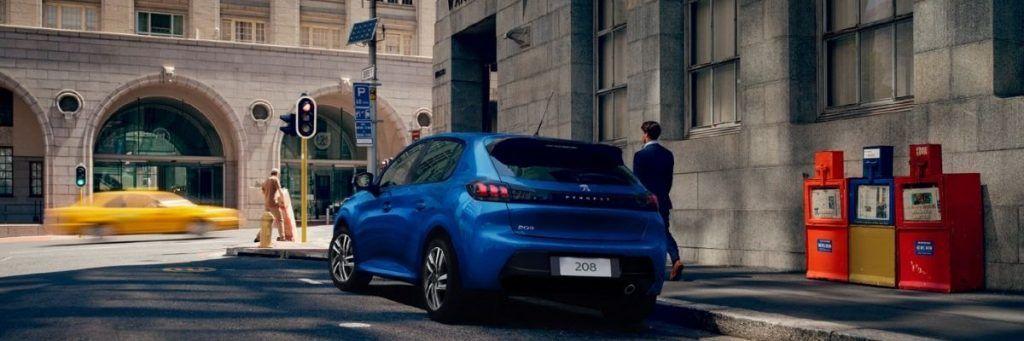 Fotos de Peugeot Nuevo 208