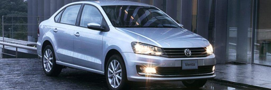 Autos Volkswagen Nuevo Vento en cuotas