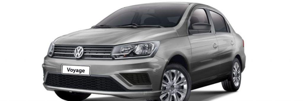 Autos Volkswagen Voyage en cuotas