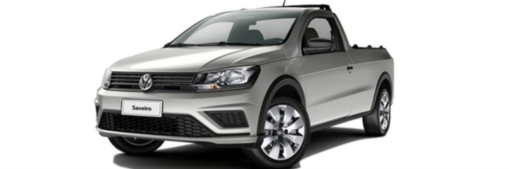 Autos Volkswagen Saveiro en cuotas
