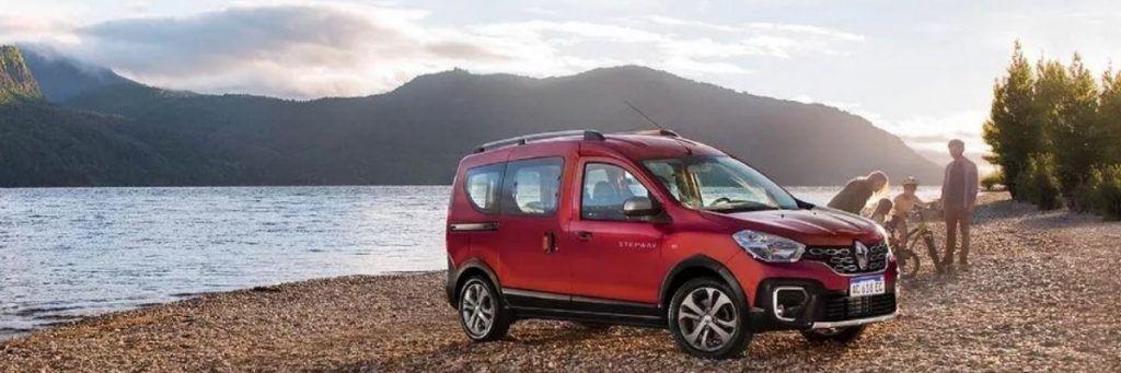 Autos Nuevo Renault KANGOO en cuotas