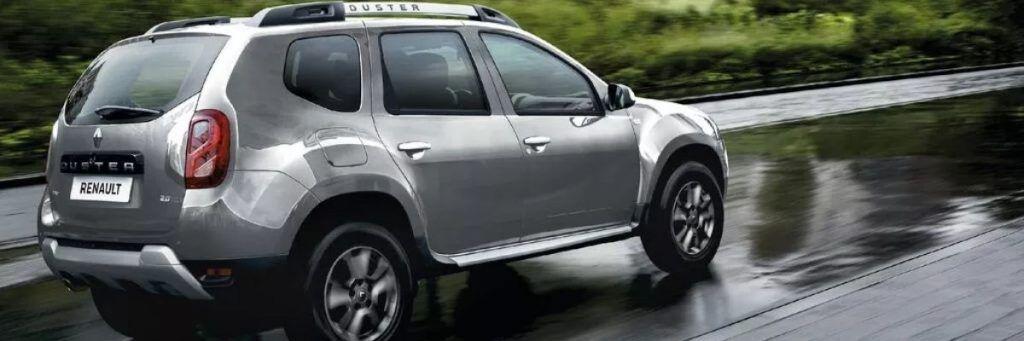 Camionetas en cuotas Renault DUSTER