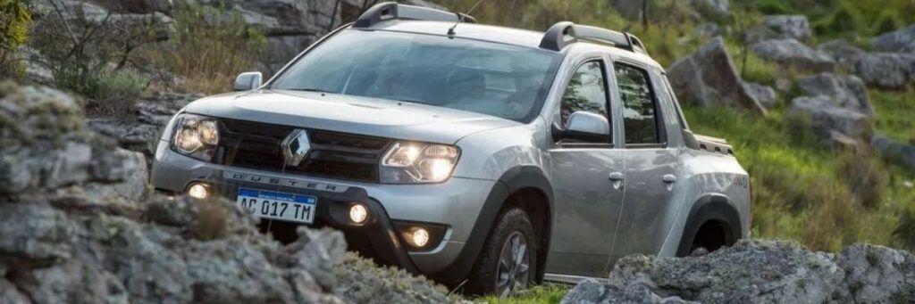 Fotos de Renault Duster Oroch