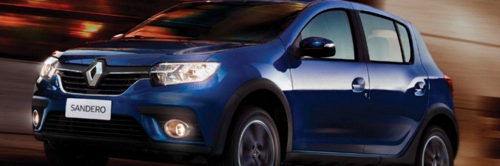 Autos en cuotas Renault Sandero