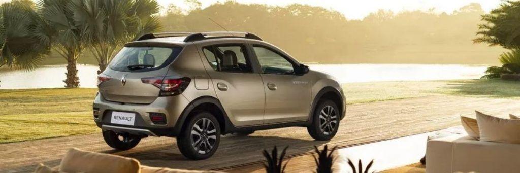 Autos Nuevo Renault STEPWAY en cuotas