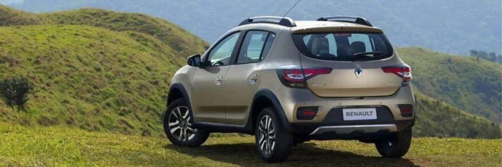 Fotos de Nuevo Renault STEPWAY