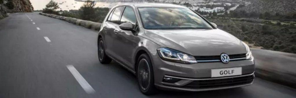 Autos Volkswagen Golf en cuotas