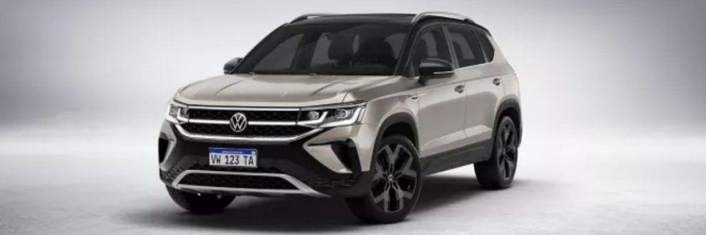 Autos Volkswagen Taos en cuotas