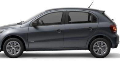 Volkswagen-Gol-Trendline