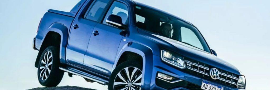 Autos Volkswagen Amarok en cuotas