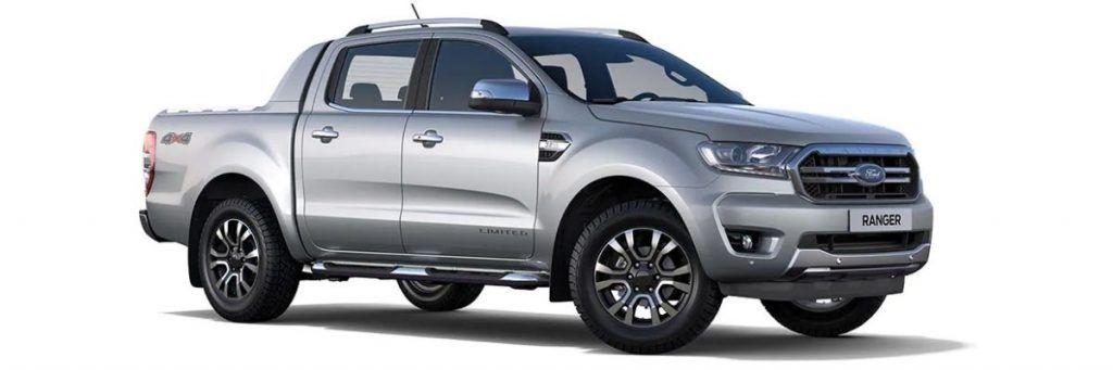 Ford Ranger LIMITED 3.2L Cabina Doble 4x4 Diesel AT