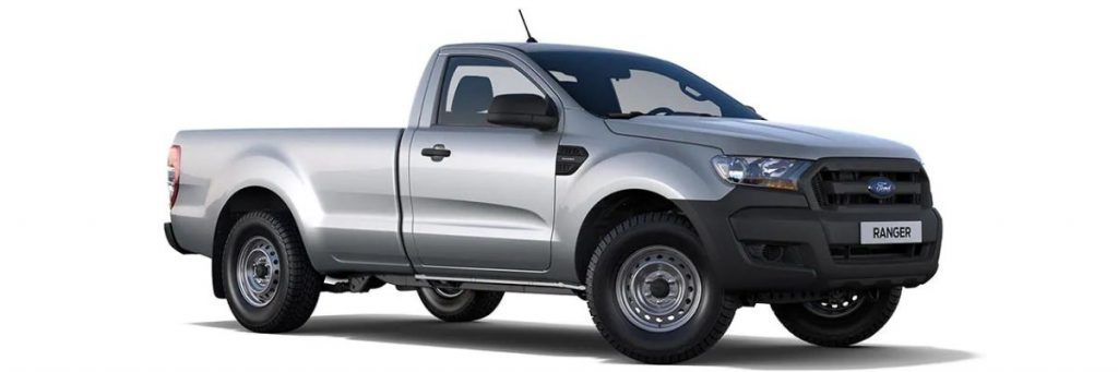 Ford Ranger XL 2.5L Cabina Simple 4x2 Nafta