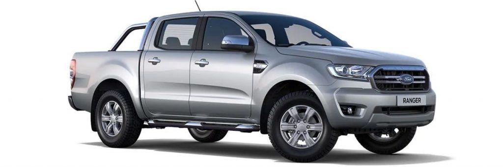 Ford Ranger XLT 3.2L Cabina Doble 4x2 Diesel