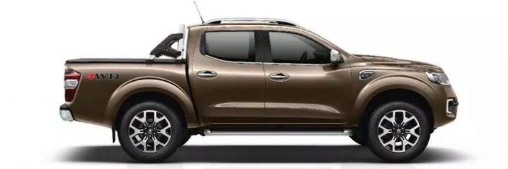 Autos en cuotas Renault Alaskan