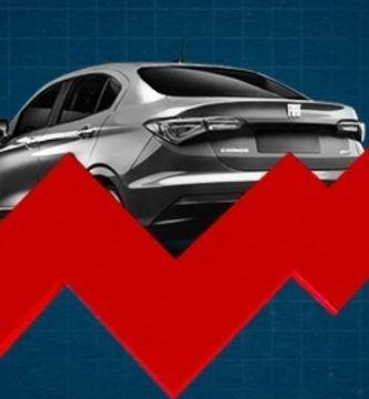 Los 15 autos de 0km más vendidos en Argentina en julio