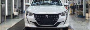 Peugeot llama a los propietarios del nuevo 208 por una posible avería